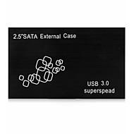 abordables Fundas de Disco Duro-Recinto del disco duro Compatible HDD ABS USB 3.0 25HC307