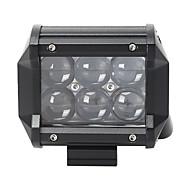 Недорогие Внешние огни для авто-Лампы 18 W SMD 3030 6 Внешние осветительные приборы For Универсальный / Мотоциклы Все модели