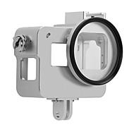 tanie Kamery sportowe i Akcesoria do GoPro-sportowy aparat fotograficzny futerał ochronny na aparat akcji gopro 5 rowerowy rower górski motor stop na świeżym powietrzu ze stopu