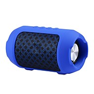 voordelige Luidsprekers-BS116 Bluetooth Speaker Bluetooth 4.2 Audio (3.5mm) USB Luidspreker voor buiten Klaver Zwart Rood Blauw