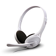 halpa -EDIFIER K550 Headband Johto Kuulokkeet Dynaaminen Kupari Gaming Kuuloke Mikrofonilla kuulokkeet