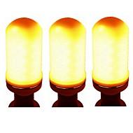 お買い得  LED コーン型電球-SENCART 3本 700lm GU10 / E26 / E27 E27 / E14 96 LEDビーズ SMD 2835 Smart / LEDライト / 装飾用 温白色 85-265V / CCC