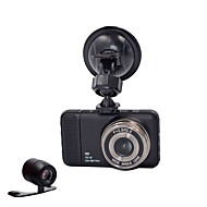 Недорогие Видеорегистраторы для авто-848 x 480 1280 x 720 1440 x 1080 1920 x 1080 Автомобильный видеорегистратор 3 дюйма КапюшонforУниверсальный Режим парковки G-Sensor