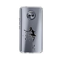 お買い得  携帯電話ケース-ケース 用途 Motorola E4 Plus パターン バックカバー セクシーレディ ソフト TPU のために Moto X4 Moto E4 Plus Moto E4