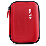 cheap Mac Cases & Mac Bags & Mac Sleeves-Storage Bags for Solid Colored Oxford cloth Power Supply / Flash Drive / Power Bank