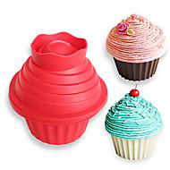 お買い得  キッチン用小物-ベークツール シリカゲル ベーキングツール / 誕生日 / 新年 ケーキ / Cupcake / ケーキのための ケーキ型