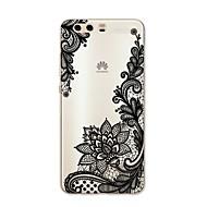 preiswerte Handyhüllen-Hülle Für Huawei P9 Huawei P9 Lite Huawei P8 Huawei Huawei P9 plus Huawei P7 Huawei P8 Lite P10 Plus P10 Lite Muster Rückseite Lace