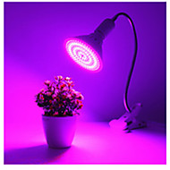 cheap Grow Lights-1pc 25W 1700lm E26 / E27 Growing Lamp 260 LED Beads SMD 5730 Decorative Blue Red 85-265V