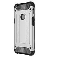 お買い得  携帯電話ケース-ケース 用途 OnePlus OnePlus 5T 5 耐衝撃 バックカバー 鎧 ハード メタル のために One Plus 5 OnePlus 5T One Plus 3 One Plus 3T