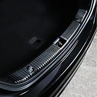 cheap DIY Car Interiors-Automotive Trunk Door Scuff Plates DIY Car Interiors For Mercedes-Benz All years E300L E200L E Class