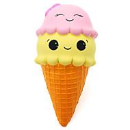 お買い得  -LT.Squishies スクイーズおもちゃ フード&ドリンク / アイスクリーム用 オフィスデスクのおもちゃ / ストレスや不安の救済 / 減圧玩具 子供用 ギフト