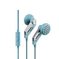 halpa -EDIFIER H169P EARBUD Johto Kuulokkeet Dynaaminen Kupari Matkapuhelin Kuuloke Mikrofonilla kuulokkeet