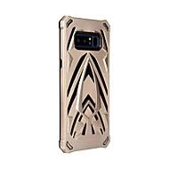 Недорогие Чехлы и кейсы для Galaxy S7 Edge-Кейс для Назначение SSamsung Galaxy S8 Plus / S8 Защита от удара Кейс на заднюю панель броня Твердый пластик для S8 Plus / S8 / S7 edge
