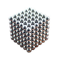 cheap Toys & Hobbies-Magnet Toys Neodymium Magnet Magnetic Balls 216 Pieces 3mm Toys Metal Magnet Magnetic Sphere Cylindrical Christmas Carnival Valentine's