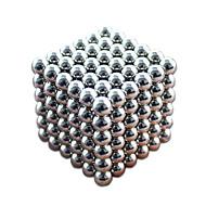 olcso Játékok & hobbi-Mágneses játékok Neodímium mágnes mágneses Balls 216 Darabok 3mm Játékok Mágnes Fém Mágneses Földgömb Henger alakú Karácsony Farsang