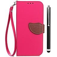 preiswerte Handyhüllen-Hülle Für Vivo X20 Plus X20 Kreditkartenfächer Geldbeutel mit Halterung Flipbare Hülle Ganzkörper-Gehäuse Volltonfarbe Hart PU-Leder für
