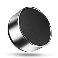 billiga Tillbehör till datorer och surfplattor-NBY20 Bluetooth högtalare Bluetooth 4.0 Audio (3.5 mm) 3,5 mm AUX Bokhyllehögtalare Subbas Svart Silver