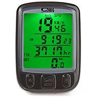 preiswerte Zubehör für Radsport & Fahrrad-SUNDING 563A Fahrradcomputer Wasserdicht Tragbar Verkabelt Kilometerzähler Tachometer Radsport / Fahhrad Geländerad Radsport