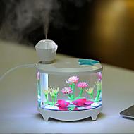 Χαμηλού Κόστους Πρωτότυπα φωτιστικά LED-1pc LED νύχτα φως Θύρα USB Αδιάβροχη / Με θύρα USB / Υγρασία