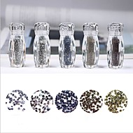1 Nail Jewelry Crystal Fashionable Jewelry Crystal Cute Crystal / Rhinestone Style DIY Daily Evening Party Prom Nail Art Forms Nail Art