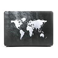 """お買い得  MacBook 用ケース/バッグ/スリーブ-MacBook ケース 塗装 プラスチック のために 新MacBook Pro 15"""" / 新MacBook Pro 13"""" / MacBook Pro 15インチ"""