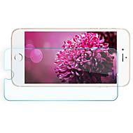 Недорогие Защитные плёнки для экрана iPhone-Защитная плёнка для экрана Apple для iPhone 8 Pluss Закаленное стекло 2 штs Защитная пленка для экрана Защита от царапин Ультратонкий
