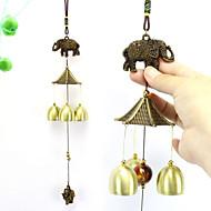 abordables Decoraciones en Madera-1pc Metal Moderno / Contemporáneo / Estilo europeo para Decoración hogareña, Regalos / Objetos decorativos / Decoraciones para el hogar Regalos