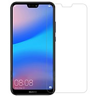 cheap Huawei-Screen Protector for Huawei Huawei P20 lite Tempered Glass 1 pc Front Screen Protector High Definition (HD) / 9H Hardness / Explosion Proof