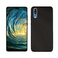 お買い得  携帯電話ケース-ケース 用途 Huawei P20 Pro P20 耐衝撃 バックカバー 純色 ソフト TPU のために Huawei P20 lite Huawei P20 Pro Huawei P20 P10 Plus P10 Lite P10 P8 Lite (2017)