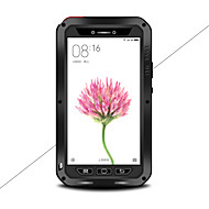 お買い得  携帯電話ケース-ケース 用途 Xiaomi Mi Max 水/汚れ/ショックプルーフ フルボディーケース 純色 ハード メタル のために Xiaomi Mi Max