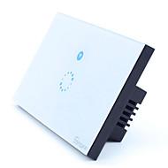 Недорогие Интеллектуальные коммутаторы-smart wifi сенсорный переключатель панели для светодиодного света хрусталь приложение удаленное время расписания ios android