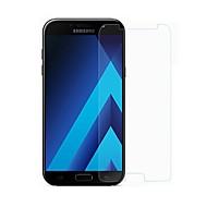 Недорогие Чехлы и кейсы для Galaxy A-Защитная плёнка для экрана Samsung Galaxy для A5 (2017) Закаленное стекло 1 ед. Защитная пленка для экрана Защита от царапин 2.5D