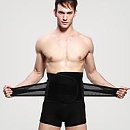 Pas na brzuch / Korse İle 1 pcs ChinIon Elastik, Nefes Alabilir Trainer İçin Erkek Günlük / Fitness / Buz Pateni Spor