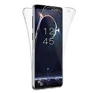 케이스 제품 Samsung Galaxy S9 Plus / S9 투명 전체 바디 케이스 솔리드 소프트 TPU 용 Galaxy S9 / S9 Plus / S8 Plus