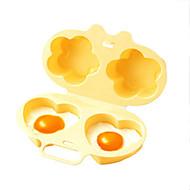 お買い得  キッチン用小物-キッチンツール PP 最高品質 / クリエイティブキッチンガジェット DIYの金型 卵のための 1個