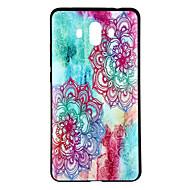 preiswerte Handyhüllen-Hülle Für Huawei Mate 10 Muster Rückseite Farbverläufe Blume Weich TPU für Mate 10