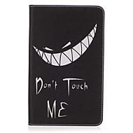 preiswerte Tablet Zubehör-Hülle Für Amazon Kindle Fire 7(5th Generation, 2015 Release) Kreditkartenfächer Geldbeutel mit Halterung Muster Ganzkörper-Gehäuse Wort /