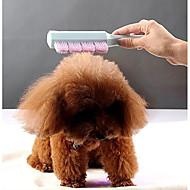 halpa -Koirat Kissat Puhdistus Harjat Kannettava Hieronta Sininen Pinkki