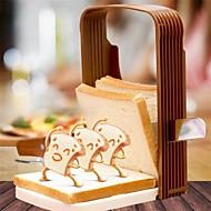 お買い得  キッチン用小物-キッチンツール プラスチック クリエイティブキッチンガジェット クッキングツールセット 調理器具のための / パン用 1個