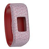 Недорогие Аксессуары для смарт-часов-Ремешок для часов для Garmin vívofit jr Garmin Спортивный ремешок силиконовый Повязка на запястье