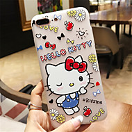 abordables Estuches Cool & Fashion para iPhone-Funda Para Apple iPhone 7 Plus / iPhone 6 Plus Diseños Funda Trasera Caricatura Suave TPU para iPhone 7 Plus / iPhone 7 / iPhone 6s Plus