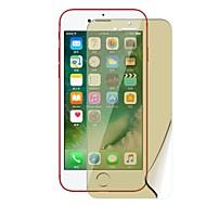 Недорогие Защитные плёнки для экранов iPhone 8 Plus-Защитная плёнка для экрана Apple для iPhone 8 Pluss TPG Hydrogel 1 ед. Защитная пленка для экрана Против отпечатков пальцев Защита от