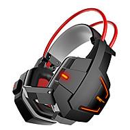 abordables Accesorios para PS4-X5 Con Cable Audífonos Para PS4 ,  Audífonos ABS 1 pcs unidad