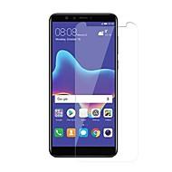 お買い得  スクリーンプロテクター-スクリーンプロテクター のために Huawei Y9 (2018)(Enjoy 8 Plus) PET 1枚 スクリーンプロテクター 傷防止 / 超薄型 / 防爆