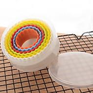 お買い得  キッチン用小物-ベークツール プラスチック DIY / 創造的 キャンディのための / ケーキのための / Cupcake クッキーカッター