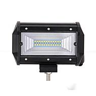 Недорогие Внешние огни для авто-1 шт. Автомобиль Лампы 72W Интегрированный LED 7200lm 24 Светодиодная лампа Внешние осветительные приборы For Универсальный 2018