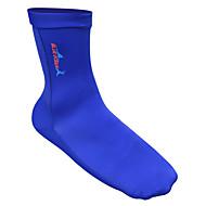 お買い得  -Bluedive ウォーターソックス 1mm ネオプレン のために 大人 - 速乾性, 高通気性, 高強度 水泳 / 潜水 / サーフィン / シュノーケリング / ソフト生地