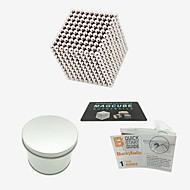 cheap Toy & Game-1000 pcs Magnet Toy Magnetic Balls / Magnet Toy / Building Blocks Magnetic Stress and Anxiety Relief / Office Desk Toys / Relieves ADD, ADHD, Anxiety, Autism Novelty All Teenager / Adults' Gift