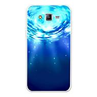 Недорогие Чехлы и кейсы для Galaxy J5(2016)-Кейс для Назначение SSamsung Galaxy J7 (2017) / J7 (2016) С узором Кейс на заднюю панель Пейзаж / Мультипликация Мягкий ТПУ для J7 (2017)