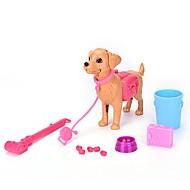 billige klassisk legetøj-Professionslegetøj og rollespil Dyr Hunde Forældre-barninteraktion Plastikskal Børne Gave 13pcs